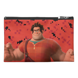 Wreck-It Ralph 3 Travel Accessories Bags