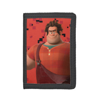 Wreck-It Ralph 3 Trifold Wallets
