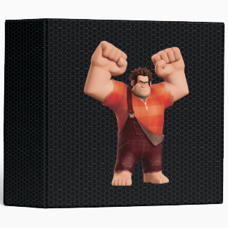 Wreck-It Ralph 4 Binder