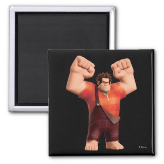 Wreck-It Ralph 4 2 Inch Square Magnet