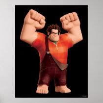 Wreck-It Ralph 4 Poster