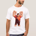 Wreck-it Ralph 4 T-shirt at Zazzle