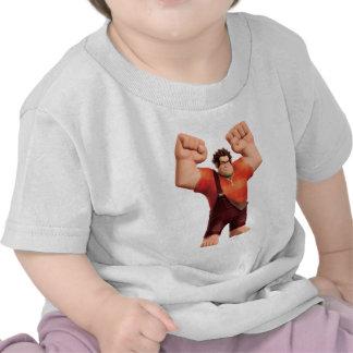 Wreck-It Ralph 4 Tshirts