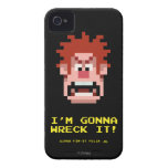 Wreck-It Ralph: I'm Gonna Wreck It! Case-Mate iPhone 4 Cases