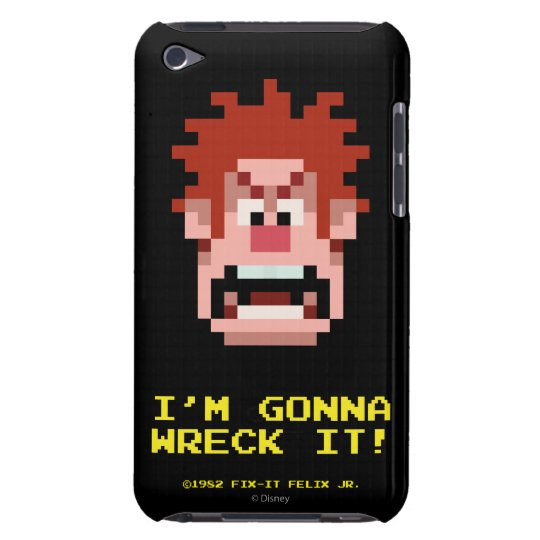 Wreck-It Ralph: I'm Gonna Wreck It! Case-Mate iPod Touch Case