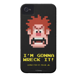 Wreck-It Ralph: I'm Gonna Wreck It! iPhone 4 Cover