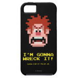 Wreck-it Ralph: I'm Gonna Wreck It! Iphone Se/5/5s Case at Zazzle