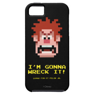 Wreck-It Ralph: I'm Gonna Wreck It! iPhone SE/5/5s Case