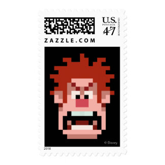 Wreck-It Ralph: I'm Gonna Wreck It! Postage Stamp