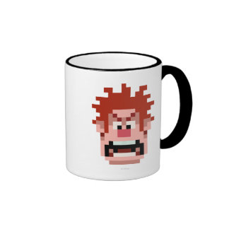 Wreck-It Ralph: I'm Gonna Wreck It! Ringer Mug