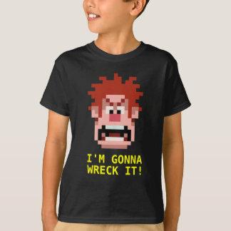 Wreck-It Ralph: I'm Gonna Wreck It! T-Shirt