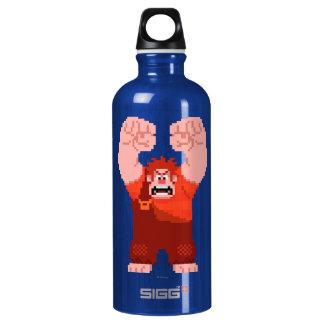 Wreck-It Ralph: One-Man Wrecking Crew! Aluminum Water Bottle