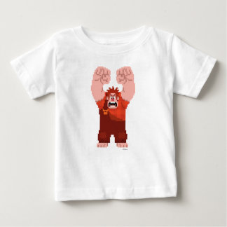 Wreck-It Ralph: One-Man Wrecking Crew! Baby T-Shirt