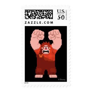 Wreck-It Ralph: One-Man Wrecking Crew! Postage