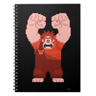 Wreck-It Ralph: One-Man Wrecking Crew! Products Journal