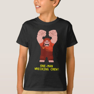 Wreck-It Ralph: One-Man Wrecking Crew! T-Shirt