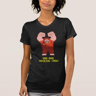 Wreck-It Ralph: One-Man Wrecking Crew! T Shirts