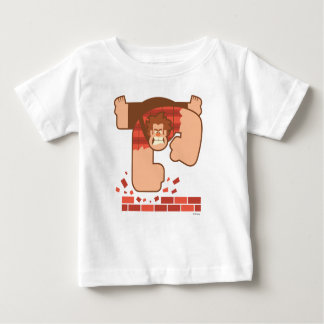 Wreck it Ralph Pounding Bricks Baby T-Shirt