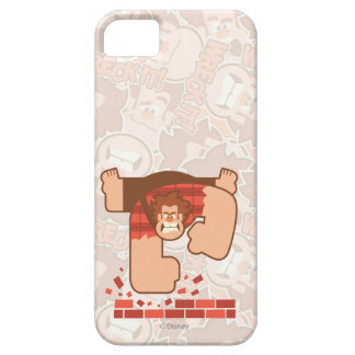 Wreck it Ralph Pounding Bricks iPhone SE/5/5s Case