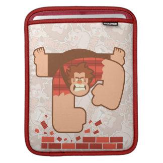Wreck it Ralph Pounding Bricks Sleeves For iPads