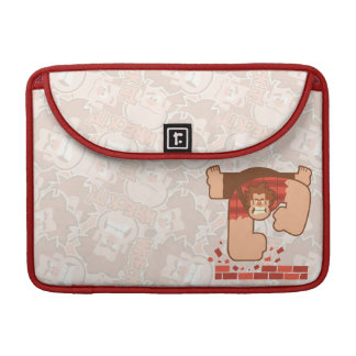 Wreck it Ralph Pounding Bricks Sleeves For MacBook Pro