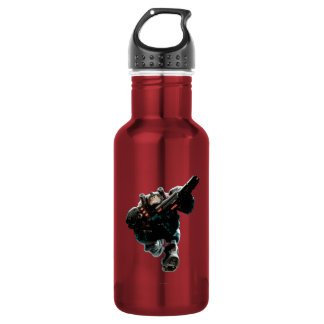 Wreck-It Ralph with Gun Stainless Steel Water Bottle