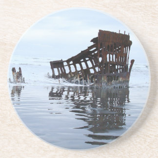 Wreck of Peter Iredale Coaster