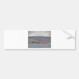 Wreck Of The Orcun C Bumper Sticker