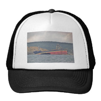 Wreck Of The Orcun C Trucker Hat