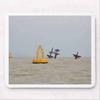 Wreck of The Steam Ship Richard Montgomery. Mouse Pad