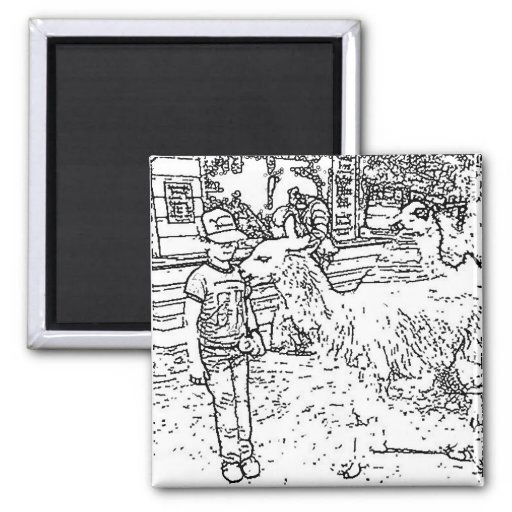 magnet coloring pages - photo#29