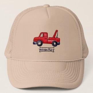 Wrecker Tow Truck Trucker Hat