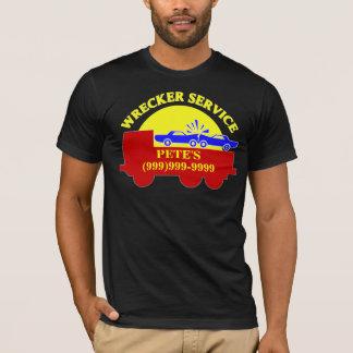 Wrecker Towing Service T-Shirt