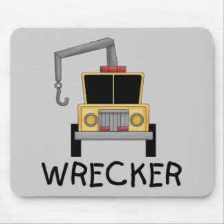 Wrecker Tshirts and Gifts Mouse Pad