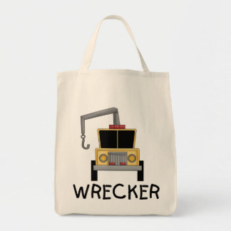 Wrecker Tshirts and Gifts Tote Bag