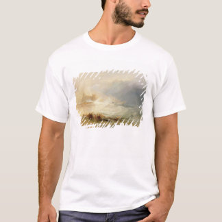 Wreckers - Coast of Northumberland, With a Steam B T-Shirt