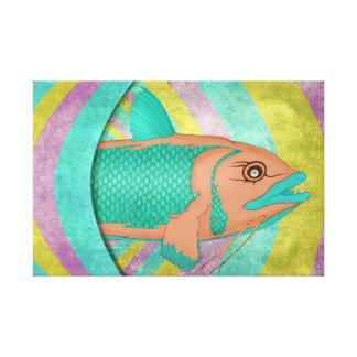 Wreckfish Canvas Prints