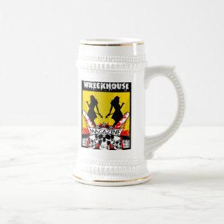 Wreckhouse Devil Girls Beer Stein Mugs