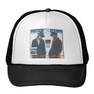 Wreckin` Session Cap Trucker Hat