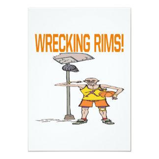 Wrecking Rims Card