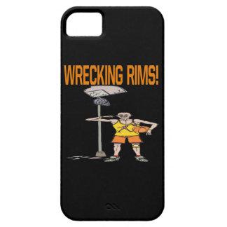 Wrecking Rims iPhone SE/5/5s Case