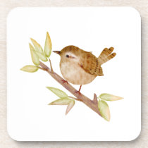 Wren Bird Coasters