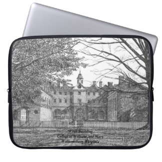 Wren Building Laptop Sleeve