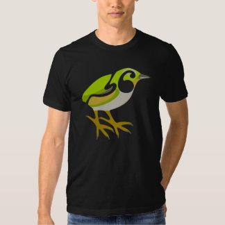 Wren de roca, isla del sur, pájaro de NZ Remeras