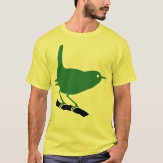 Wren T-Shirt Green