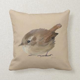 Wren Throw Pillow