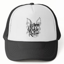 Wren Yorkie Rescue Trucker Hat