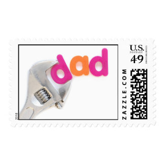 Wrench Dad Postage