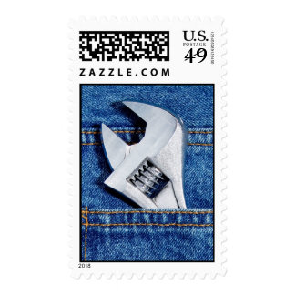 Wrench in Pocket Postage