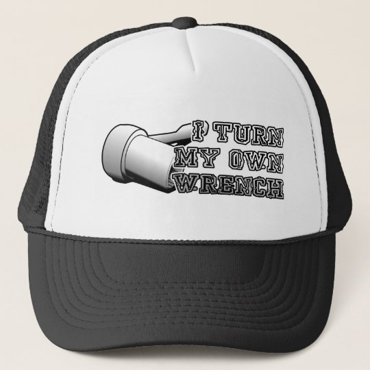Wrench Turner Trucker Hat